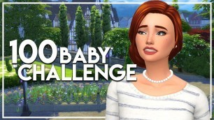 19 KIDS & COUNTING // The Sims 4: 100 Baby Challenge #47