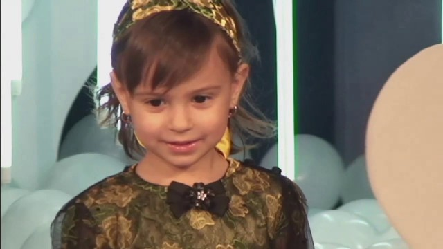'CATALIN BOTEZATU KIDS in Kids Fashion Week 2016, Bucuresti, Romania'