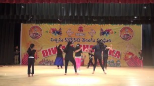 'TAWCT - Diwali Dhamaka 2017 : 14 - Kids Fashion Show'