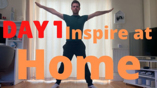 'Day 1 | Kids Fitness | Inspire at Home | Fit4Kids | The Instilling Inspiration Team'