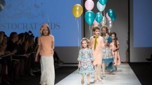 'L\'OFFICIEL LATVIJA live stream @ RIGA FASHION WEEK: ARISTOCRAT KIDS AW2017'