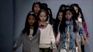 'Manila Grace SS 16 Fashion Show - Shanghai Kids Fashion Week'