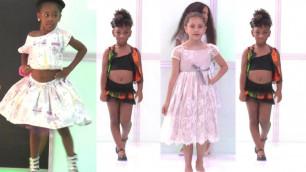 'Children\'s fashion show: Bronx Fashion Week: Young Fashionistas'