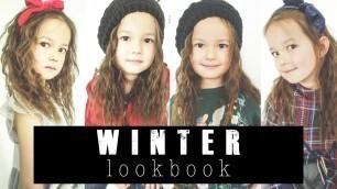 'WINTER LOOKBOOK / KIDS FASHION / OUTFITS IDEAS'