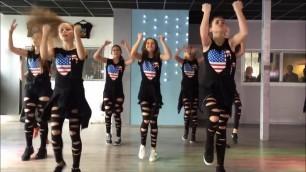 '24K Magic   Bruno Mars   Easy Fitness Dance Kids Teens Choreografie Baile Bailar'