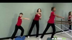 'Fitness for Kids - Step Exercises'