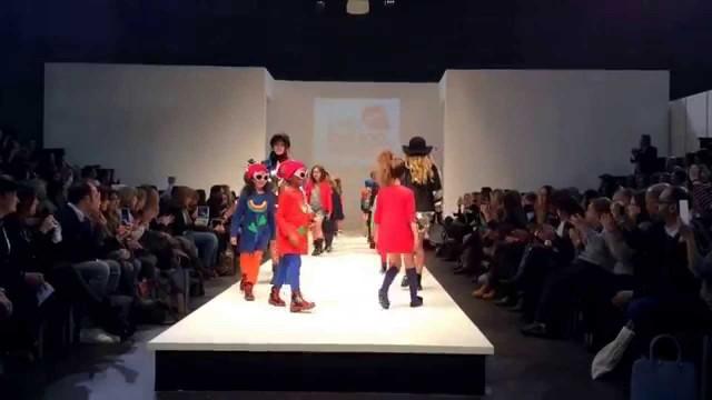 'Fimi Kids Fashion Show, moda otoño invierno 2015-2016'
