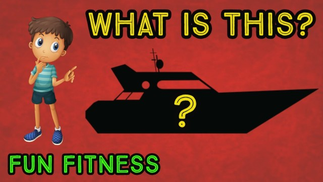 'What Is This? WORKOUT - At Home Fitness Fun for Kids and Family  - Physical Education - Brain Break'