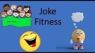 'Joke Fitness - Get Kids Moving'