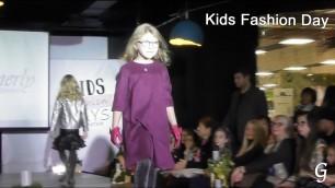 'Kids Fashion Day 2017 Детская мода'