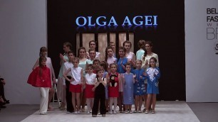 'OLGA AGEI  / Kids´ Fashion Days Belarus Fashion Week F/W 2016-2017'