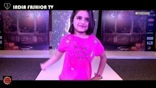 'INDIA KIDS FASHION FEST | 2017 | FINALE'