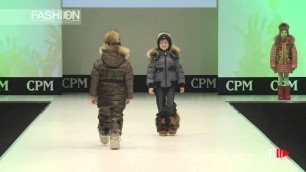 'CANZITEX CPM Italian Kids Moscow Fall 2016 2017 by Fashion Channel'