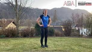 'ABA Fitness für Kids ab 9 - Beine'