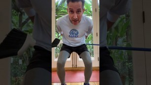 'Kids Home Work Out and Fitness Video #18 Coach Rio Saken'