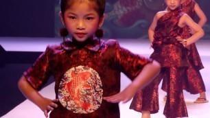 'VUONG KHANG - VIETNAM |ASIAN KIDS FASHION SHOW 2017'