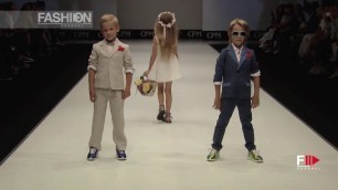 'TIVUBÌ Spring Summer 2017 - CPM Kids Moscow by Fashion Channel'