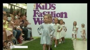 'Ukrainian kids fashion week: Результати благодійного дефіле'