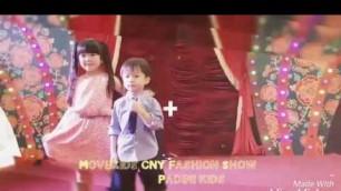 'Movekids- Padini CNY Kids Fashion Show 2017'