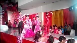 'Pengumuman Juara 1 Fashion Show Ambassador Next Kids Model MTC Manado 2017 Felisitas Rumengan'