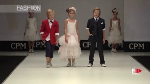 'LES GAMINS Spring Summer 2017 - CPM Kids Moscow by Fashion Channel'