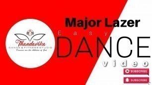 'Major Lazer   Easy Dance Steps   Kids Dance  Thandavika Dance & Fitness Studio   kite krishna video'