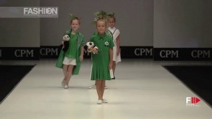 'LEYA ME Spring Summer 2017 - CPM Kids Moscow by Fashion Channel'
