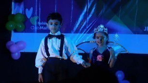 'Kids ramp walk show 2016 Bollywood fashion THEME'