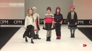 'LEYA ME CPM Kids Moscow Fall 2016 2017 by Fashion Channel'
