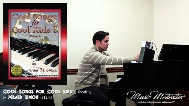 'How to Motivate Piano Students'