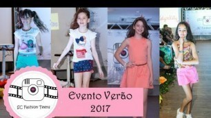 'Evento SC Fashion Kids Verão 2017'