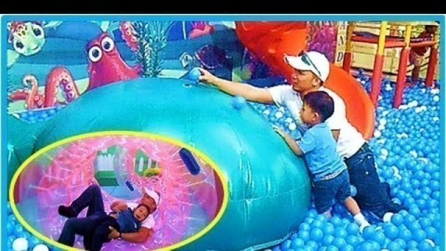 'Kids\' Fashion Amazing Ball House Father & Son Bonding -Kids\' Fashion Toys and Arts'