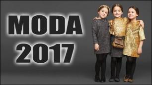 'Детская мода 2017. Kids Fashion 2017. Детский канал Melissa and family'
