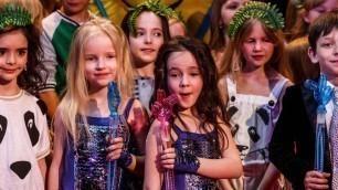 'L\'OFFICIEL LATVIJA: L'OFFICIEL Kids Fashion Cruise 2017'