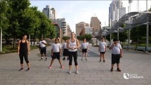 'HealthWorks! Youth Fitness 301 - Cardio | Cincinnati Children\'s'