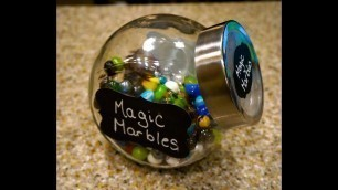 'How to Motivate and Reward Children with Magic Marbles'