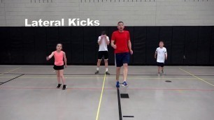 'Kids Fitness - Agility, Balance and Coordination'