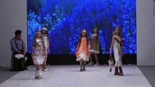 "'Kids´ Fashion Days Belarus Fashion Week 2016/2017, Ирина Сазанович, коллекция \""Provence\""'"