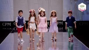 'Fashion Show CPM Kids'