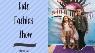 'Dillard\'s Kids Fashion Show   2017'