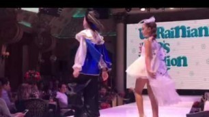 'Odessa Ukrainian Kid\'s Fashion Week 13.11.16'
