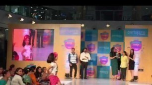 'Winner of Pantaloons Junior Kids Fashion Icon Kolkara 2016 is Anushree Gupta'