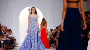 'Ralph Lauren | Spring Summer 2016 Full Fashion Show | Exclusive'