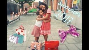 'Summer Lookbook Kids Fashion 2017'