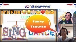 'How I Motivate my Student |VIP STUDENT | CHINESE STUDENTS| ACADSOC | ESL TEACHER KNOWS'