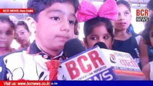 'Bollywood Kids Fashion Week 2016 organized by Idea Masala | BCR NEWS'