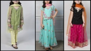 'Kids Fashion | Kids outfits Collection for 2017, Kids / Girls wedding Dress | Girls Outfits ideas'