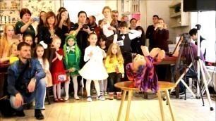 'Варя на кастинге FASHION KIDS 2017 в Дракино 19 марта'