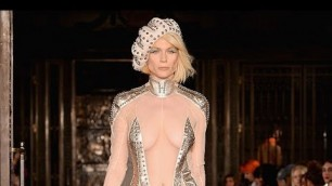 'Pam Hogg | Spring Summer 2016 Full Fashion Show | Exclusive'