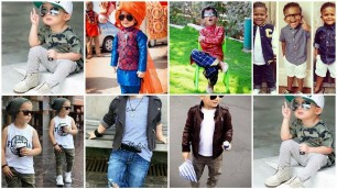 'Latest Small Children\'s Modern Clothing Kids Dresses Collection Pictures||Fashion Tips'